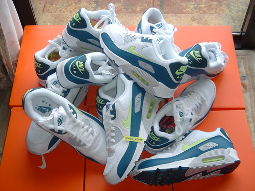 best sneakers 2ee9c 8fa92 Nike Air Max 90 'Spruce' JD Sports Exclusive Retro. - a ...