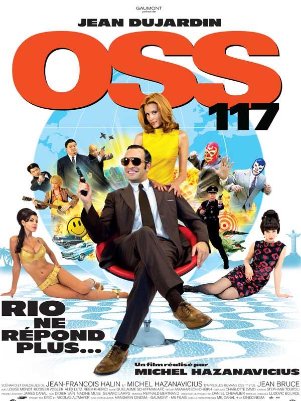 OSS117 rio ne repond plus
