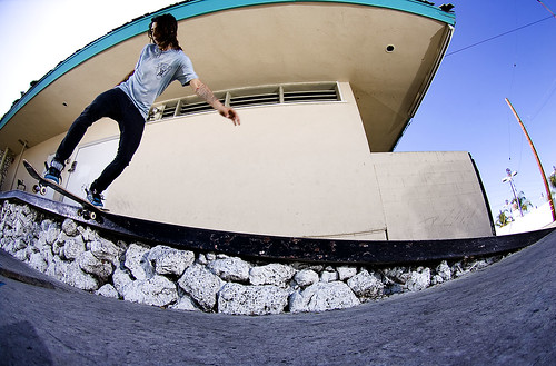 Chris Weigele Swith Back Tail