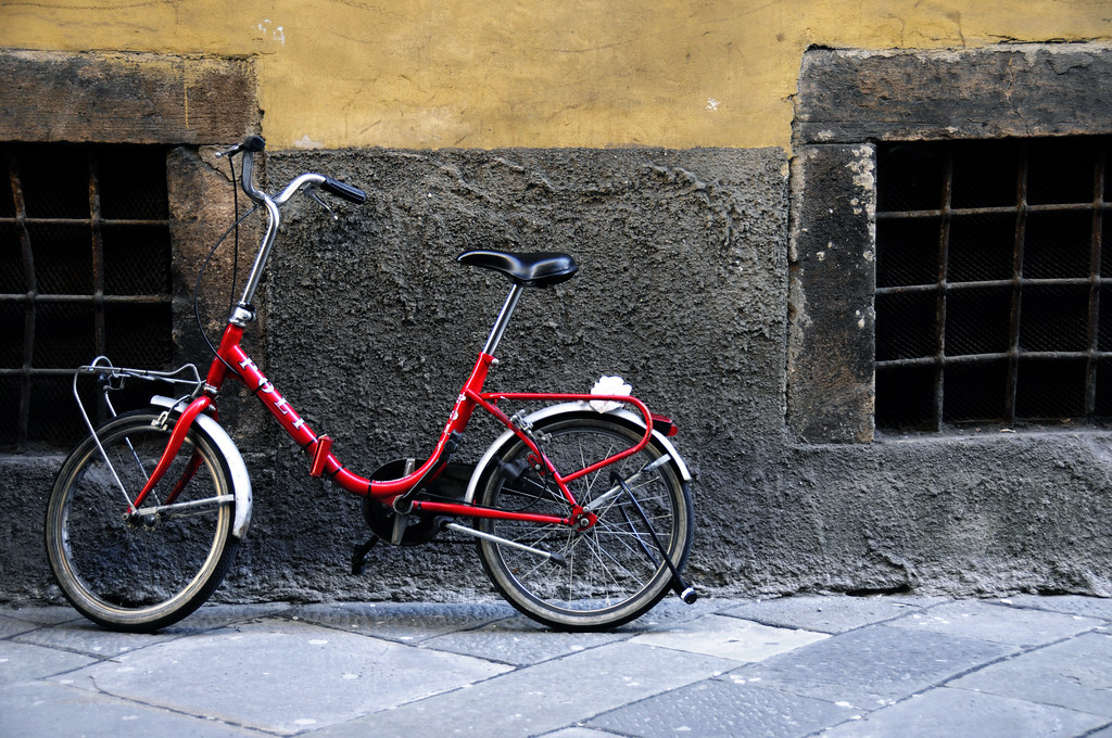 Little Red Bike