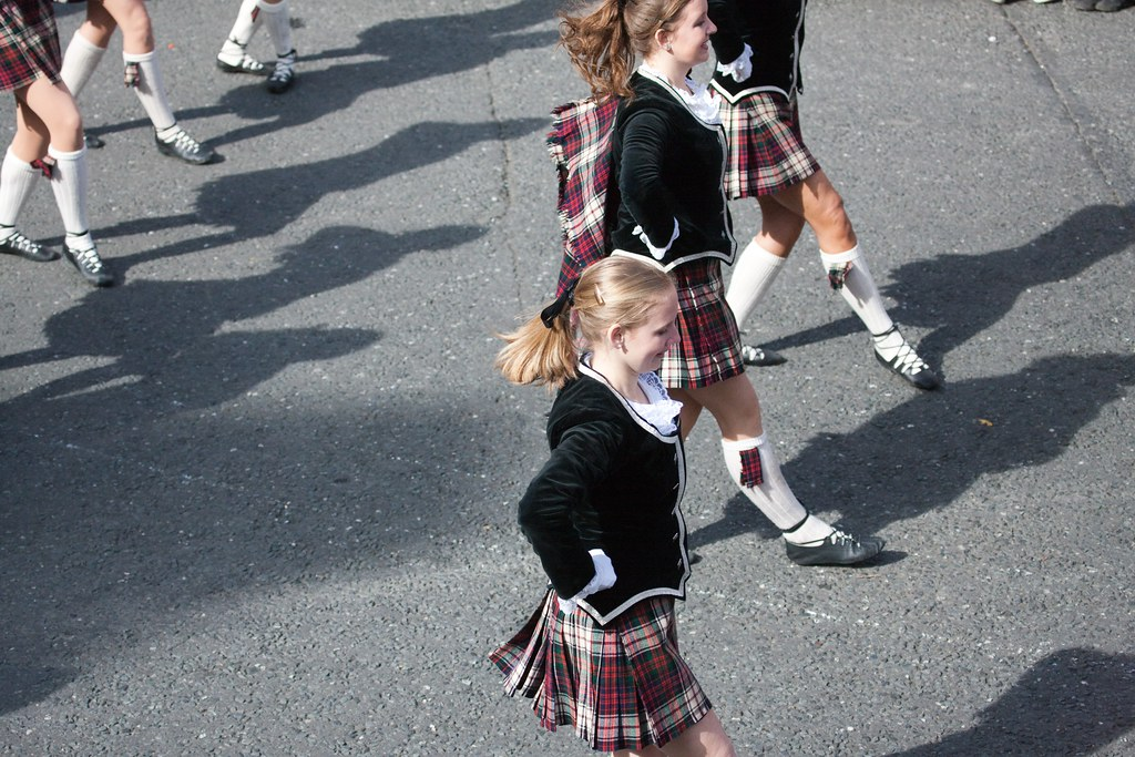 Riverview High School Kiltie Band