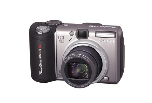 Canon A650IS 1