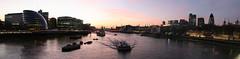 Panorama from Tower Bridge in London, England (ariusz) Tags: bridge panorama copyright london tower jacob stock kuba boron jakub dariusz