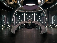 Cylon Raider, Brain Surgery (Moe W) Tags: show canada television vancouver tv bc scifi sciencefiction spaceship drama cylon battlestargalactica bsg raider brainsurgery mauricewoodworth baseship