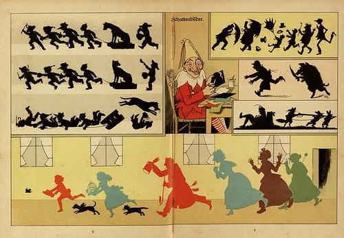 Humoristische Monatshefte - aus Lothar Meggendorfer's lustiger Bildermappe 1890
