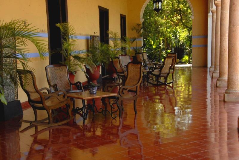 decoracion de interiores rustica mexicana:Casas De Haciendas Mexicanas