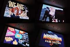 Introductory Spot for  Wisconsin Film Festival Screenings