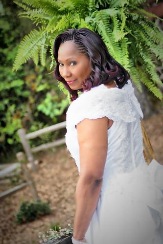 Marietta's Wedding Day by Muriel215.