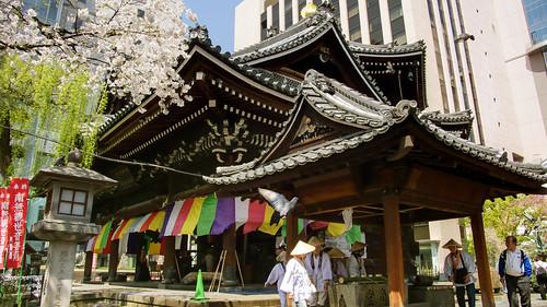 Pilgrimage, Rokkakudo