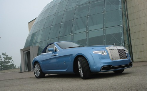 One-off Rolls-Royce Hyperion by Pininfarina up for sale