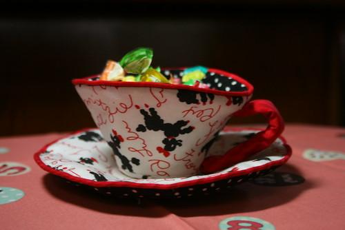 Tea cup 試作