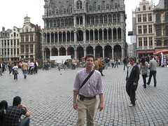 Grand Place de Bruselas - Groote Markt