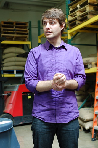nick griffith of intelligentsia