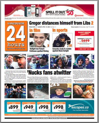 24 Newspaper