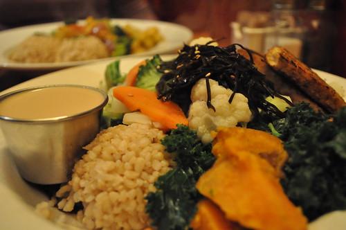 bliss vegetarian cafe williamsburg brooklyn ny