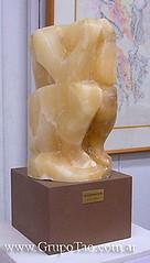 Desesperacin 2006 (iani-f) Tags: escultura exposicion piedra talla alabastro figuracion