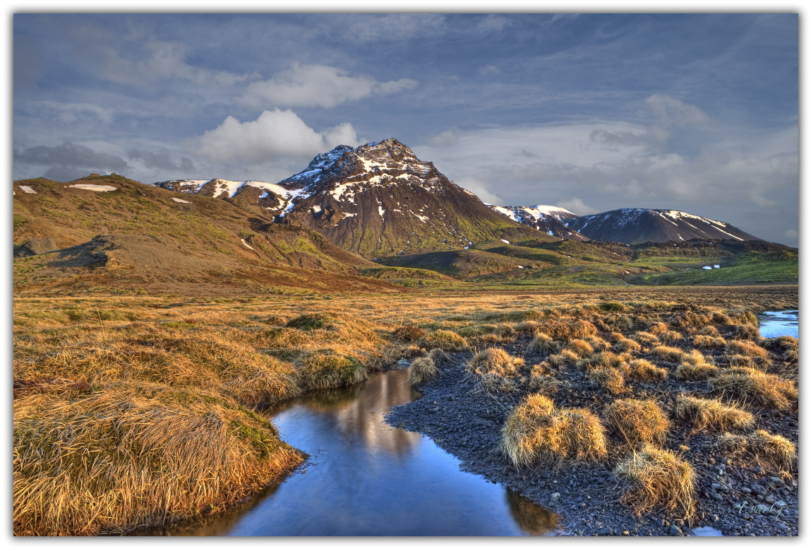 Leaving America Iceland Calls - Iceland latitude