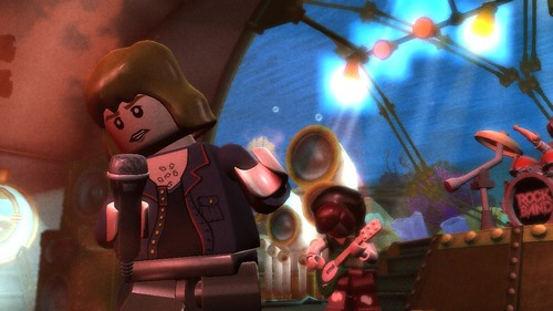 LEGO Rock Band Official news