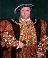 Portrait of King Henry VIII 1540c.