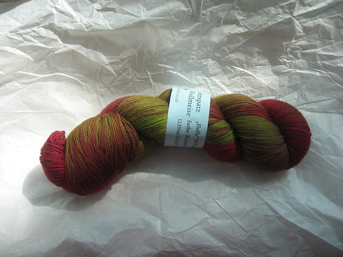 Wollmeise yarn