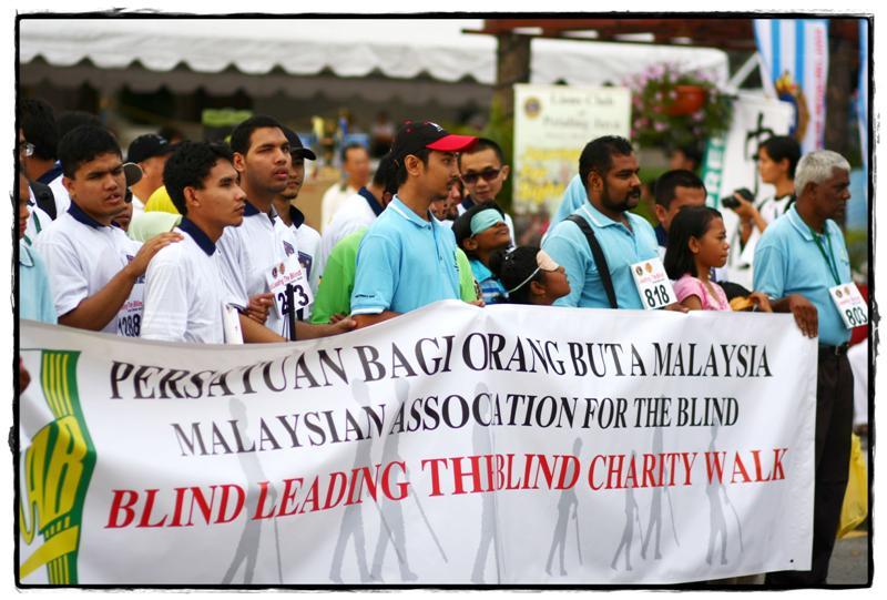 Blind association