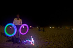 Wheels of Light (Kausthub) Tags: longexposure india beach canon nightimages nightlights tripod miscellaneous chennai 2009 soe supershot worldbest platinumphoto diamondclassphotographer citrit theunforgettablepictures canoneos5dmarkii theperfectphotographer goldstaraward canonefllens rubyphotographer goldenheartaward