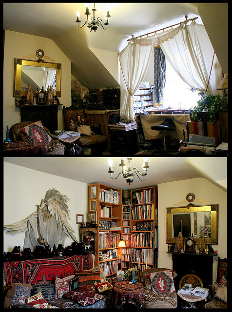 Living room / Atelier