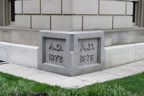 Cornerstone of the State Capitol by larrysphatpage, on Flickr