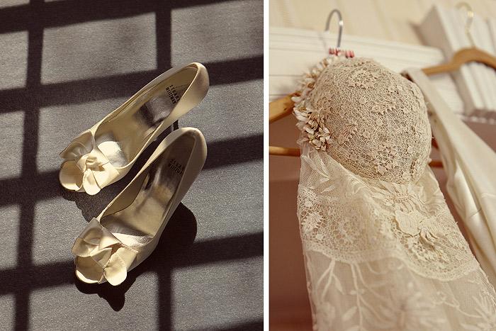 Veil & Shoes