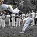 Mumia Jump (Capoeira Sul da Bahia)