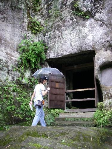 200707田谷の洞窟、北鎌倉