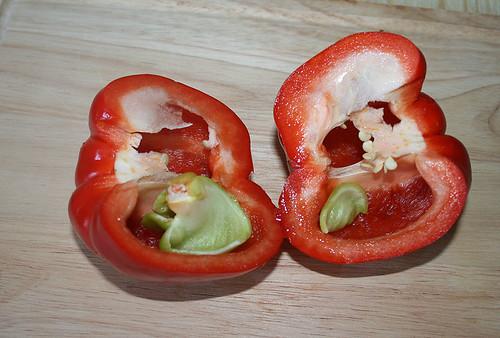 18 - Paprika mit Fremdkörper