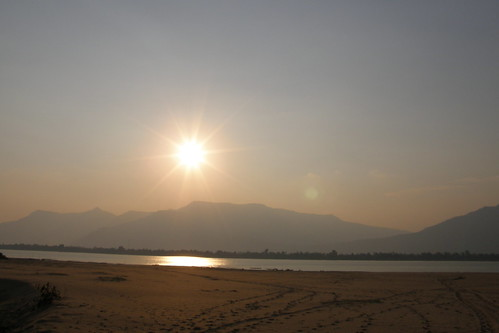 160.Don Daeng島上湄公河的日落 (8)