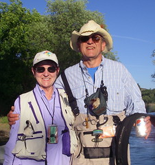 A Fabulous Flyfishing Couple