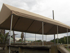 Kee Klamp Shade Structure