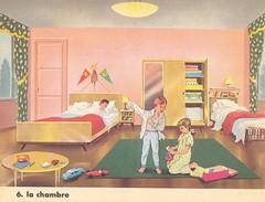 6 la chambre