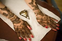 ayesha ali's mehndi (ayesha   ayesha ahmad photography) Tags: wedding bride hands henna mehndi