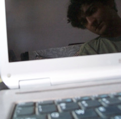 laptop mirror (vishalsaw) Tags: vaio visshal