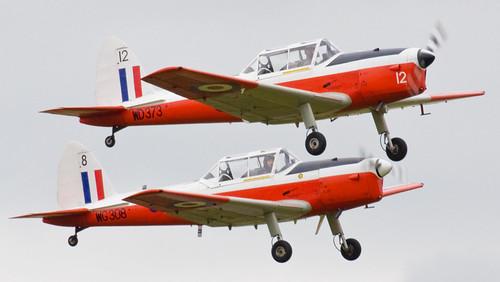 De Havilland Canada DHC-1 Chipmunk par neillanwarne