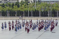 Hong Kong Auxiliary Police Band (Chris ^.^y The Second) Tags: hongkong uniform order force drum pipe chinese band reserve police special badge cop law enforcement volunteer insignia rank  aux polizei officer firearm polis constable polizia  politie voluntary discipline polica   constabulary auxiliary    freiwilliger     politia      polizeidienst   polcias         auxiliaire  polizeireserve   hkap