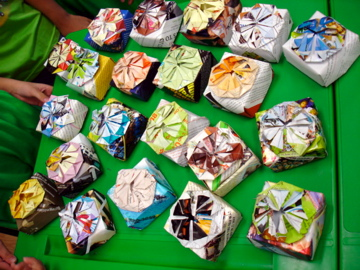Origami Giftboxes