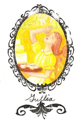 Seven Deadly Sins: Gullia (Gluttony)