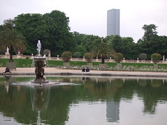 Paris_Jardin_Luxembourg_(11) (Paris 06 Luxembourg, Île-de-France, France) Photo