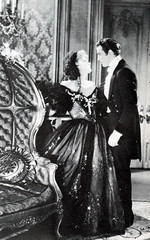 "Greta and Robert Taylor in ""Camille""..."
