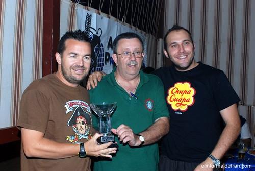 I Cto. Pesca Prensa 2009 Melilla