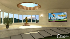 PlayStation Home - Everybody's Golf space, 3