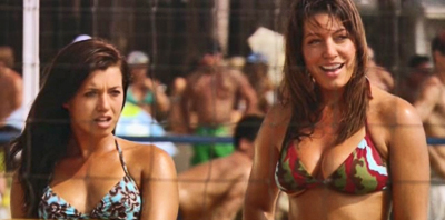 "Parvati y Amanda ""Into the Blue 2"""