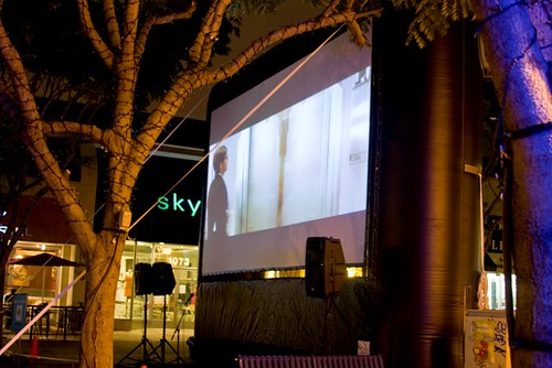 Outdoor Movies Screened at the LA Film Fest