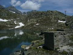 Lago dietro la Torre (AntiMeS) Tags: lago la torre val di funivia dietro lanzo