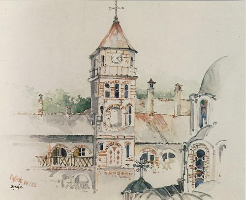 Athos-Zografou